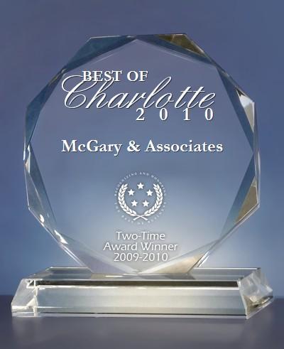 Best Of Charlotte-Two Time Award Winner
